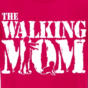 The walking Mom T-Shirts - Frauen T-Shirt