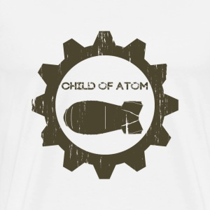 child of atom - T-shirt Premium Homme