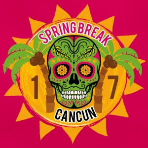 SpringBreak Girlie 2017 - Frauen T-Shirt
