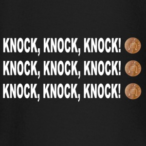 Knock, knock, knock Baby Long Sleeve Shirts - Baby Long Sleeve T-Shirt