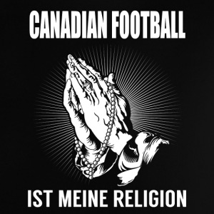 Canadian Football - meine Religion Baby T-Shirts - Baby T-Shirt