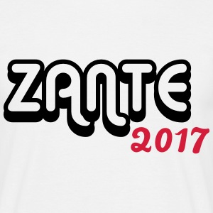 Zante 2017 T-Shirts - Men's T-Shirt