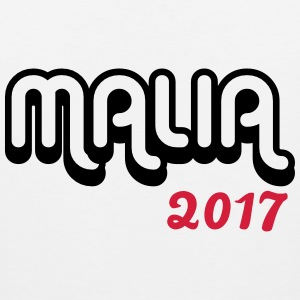 Malia 2017 Sports wear - Men's Premium Tank Top