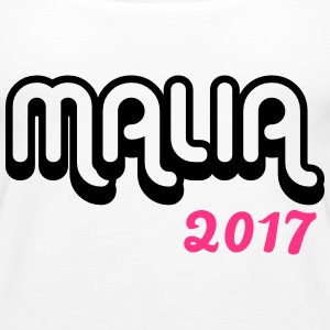 Malia 2017 Tops - Women's Premium Tank Top