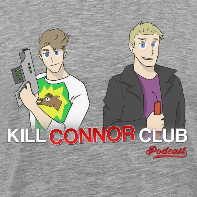 Male Kill Connor Club Tee (2017 Design)