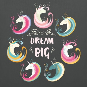 Dream Big Unicorns Bags & Backpacks - Tote Bag