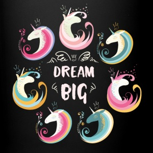 Dream Big Unicorns Mugs & Drinkware - Full Colour Mug