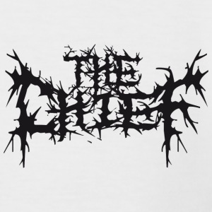 The Chief Metal Logo bw - Männer Baseball-T-Shirt