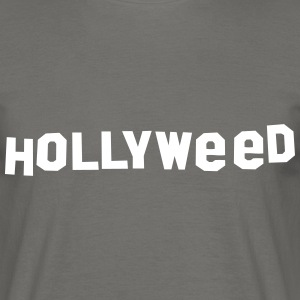 HOLLYWEED T-Shirts - Männer T-Shirt