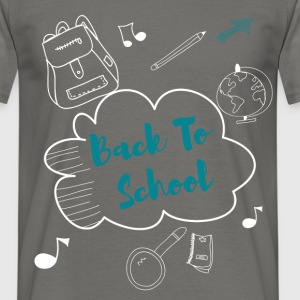 Back to school - Men's T-Shirt