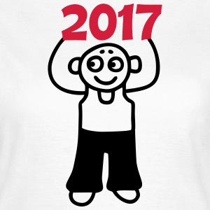 2017 - V2 T-Shirts - Frauen T-Shirt