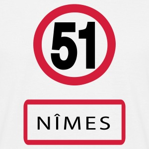 NIMES 51 - T-shirt Homme