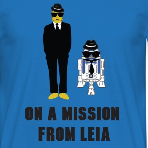 On A Mission T-Shirts - Men's T-Shirt