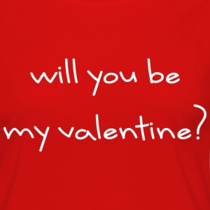 Will you be my Valentine? Langarmshirts - Frauen Premium Langarmshirt