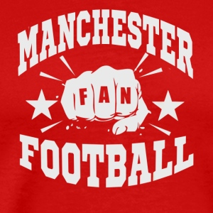 Manchester Fan - Men's Premium T-Shirt
