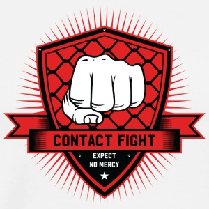 Contact Fight Classic - Männer Premium T-Shirt