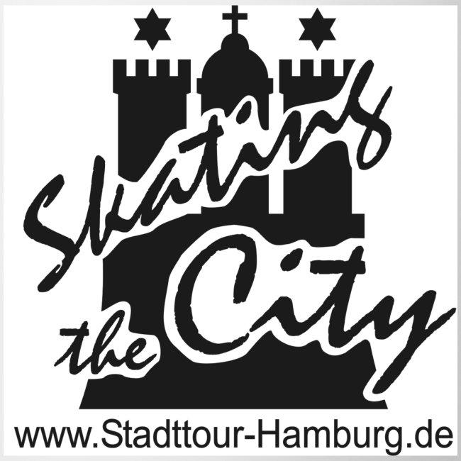 Tasse mit Stadttourlogo