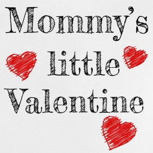 Saint-Valentin Maman Mommy's Little Valentine - T-shirt Bébé