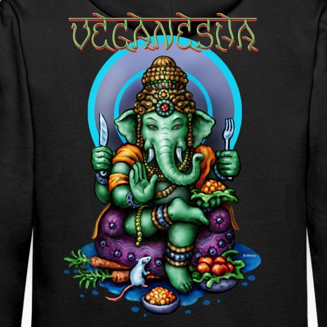 Veganesha (kapuze)