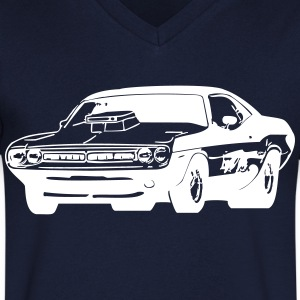 Challenger  Tee shirts - T-shirt Homme col V