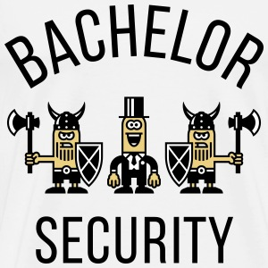 Bachelor Security Vikings (Stag Party / POS) T-Shirts - Men's Premium T-Shirt