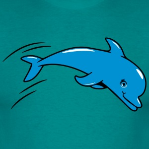 Delfin sweet dear T-Shirts - Men's T-Shirt