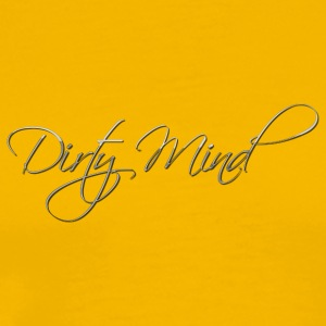 Dirty Mind - Men's Premium T-Shirt