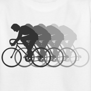 rennrad racing wheel vélo Shirts - Teenage T-shirt