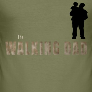 The Walking DAD - Tee shirt près du corps Homme