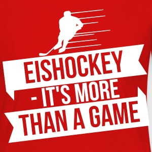 Eishockey - It's more than a game Manga larga - Camiseta de manga larga premium mujer