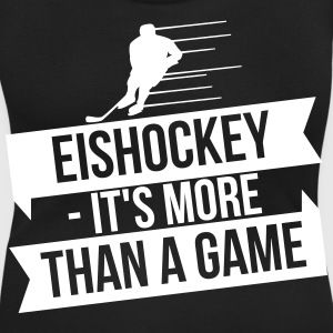 Eishockey - It's more than a game Magliette - T-shirt scollata donna
