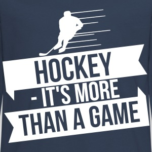 hockey - It's more than a game Manga larga - Camiseta de manga larga premium adolescente