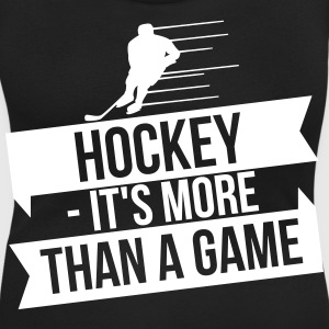 hockey - It's more than a game Magliette - T-shirt scollata donna