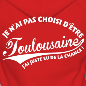 Toulousaine Chanceuse Sweat-shirts - Veste à capuche Premium Femme