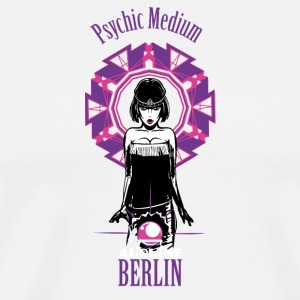 Psychic Medium - Männer Premium T-Shirt