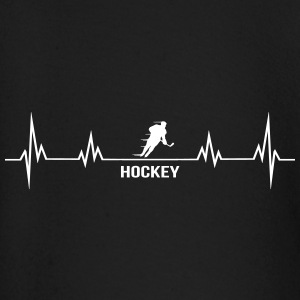 Heartbeat hockey Baby Long Sleeve Shirts - Baby Long Sleeve T-Shirt