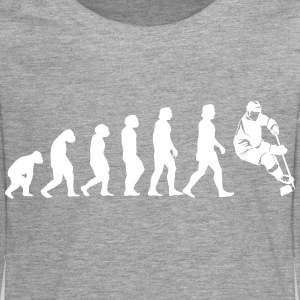 Evolution Hockey Langarmshirts - Teenager Premium Langarmshirt