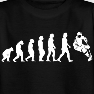 Evolution Hockey Camisetas - Camiseta adolescente