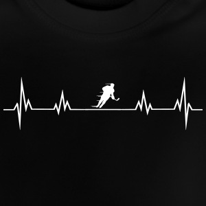 Heart rate hockey1 Baby Shirts  - Baby T-Shirt