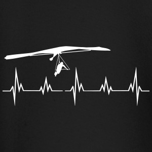 Heartbeat hang-glider Baby Long Sleeve Shirts - Baby Long Sleeve T-Shirt