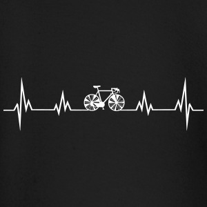 Heartbeat bike2 Baby Long Sleeve Shirts - Baby Long Sleeve T-Shirt