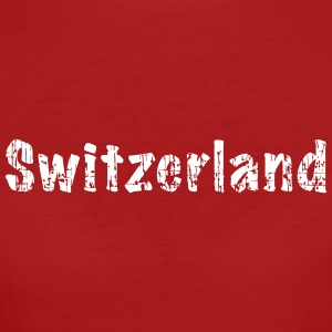 Switzerland - Frauen Bio-T-Shirt
