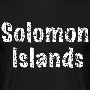Solomon Islands - Männer T-Shirt