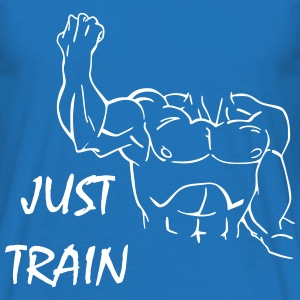 Just Train Tee shirts - T-shirt Homme