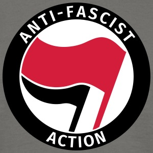 Anti-Fascist Action T-shirts - Mannen T-shirt