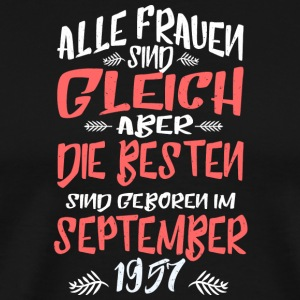September 1957 - Männer Premium T-Shirt