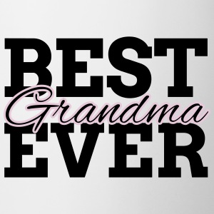 BEST GRANDMA EVER Mugs & Drinkware - Mug