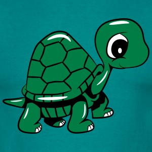 Turtle sweet dear T-Shirts - Men's T-Shirt