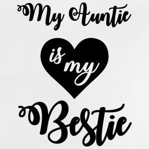 My auntie is my bestie Baby T-shirts - Baby T-shirt