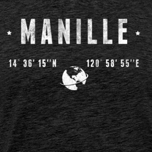 Manille  Tee shirts - T-shirt Premium Homme